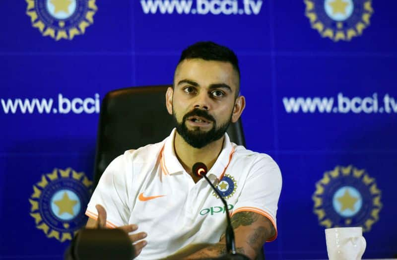 India vs England Discussed about farmers protest in team meeting says Virat Kohli
