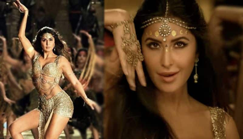 Katrina Kaif sizzles in new song from Thugs of Hindostan