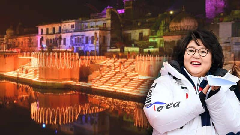 South Korean first women will be the chief guest of the festival of Ayodhya