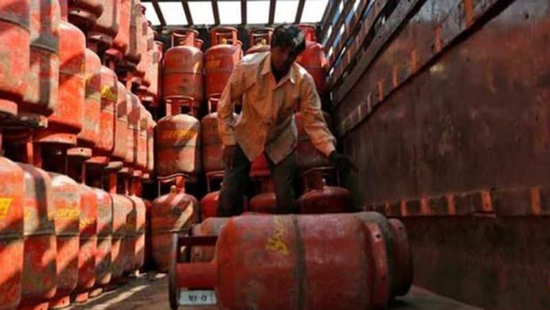 South Indian Tanker Truck strike