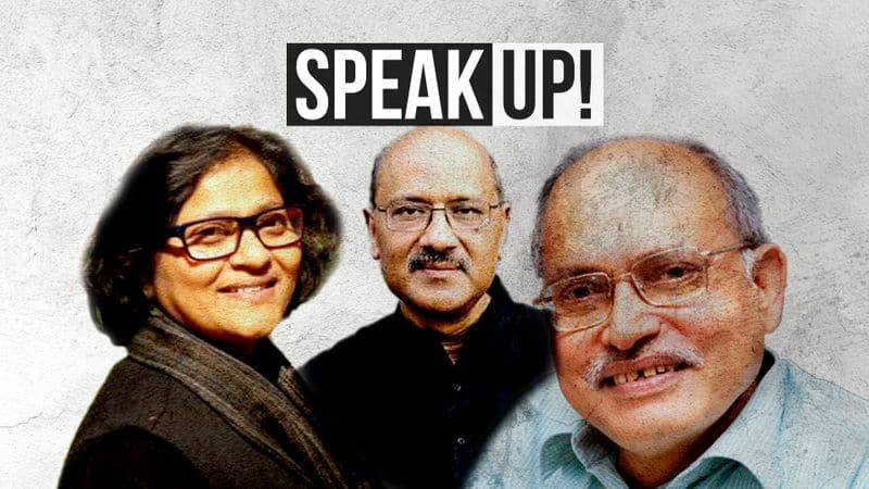 Editors' Guild of India, India, Doordarshan, Shekhar Gupta, AK Bhattacharya, Sheela Bhatt