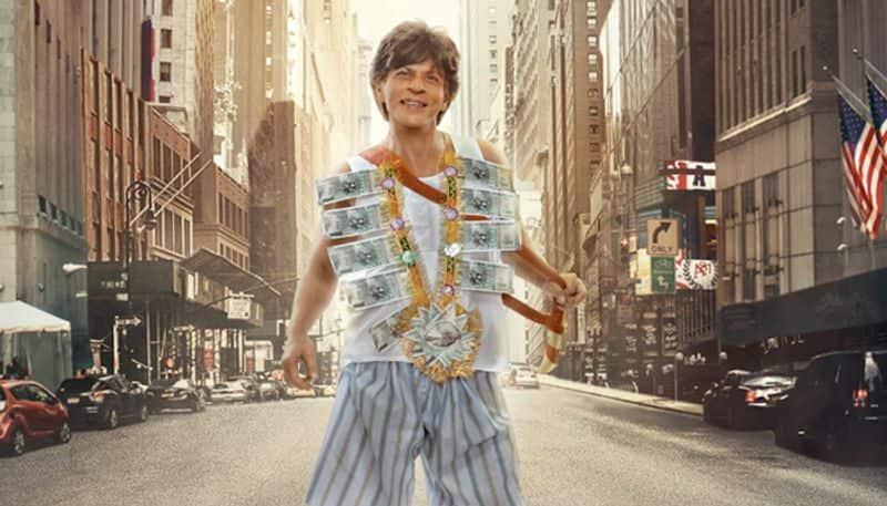 SRK Katrina Anushka and Zero trailer review
