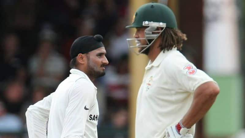 andrew symonds blamed harbhajan singh for his downfall