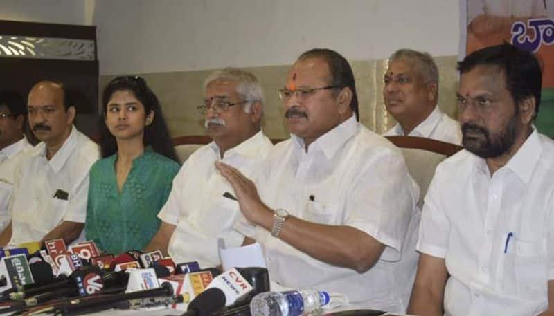 BJP announces list of Andhra Pradesh, Arunachal Pradesh Assembly election candidates