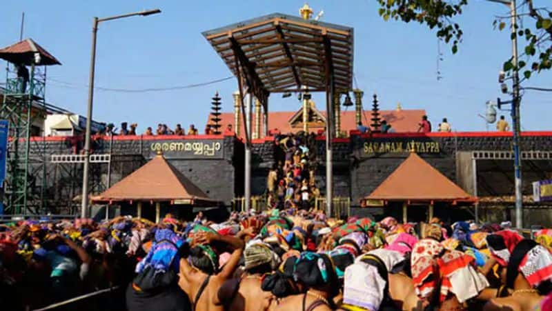 Sabarimala in Supreme Court A timeline how the movement got momentum 48 pleas seeking review of verdict