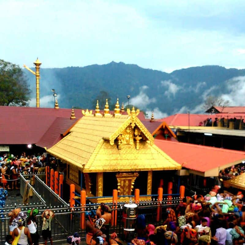 Fight over sabrimala will start again
