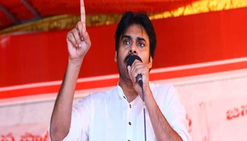 Pawan Kalyan's convoy meets with accident in Andhra Pradesh