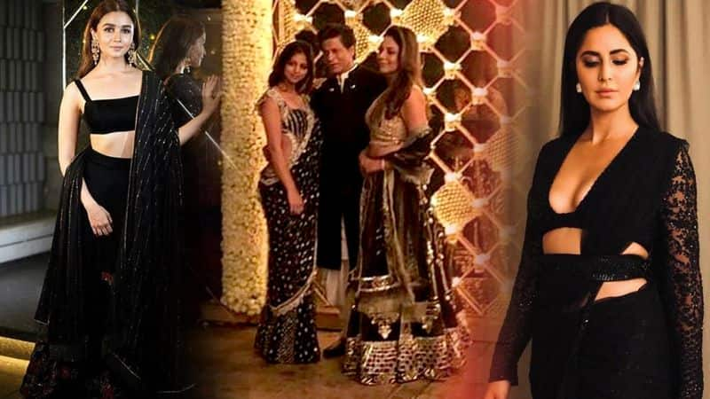 shahrukh diwali party: Bollywood celebrities attand party