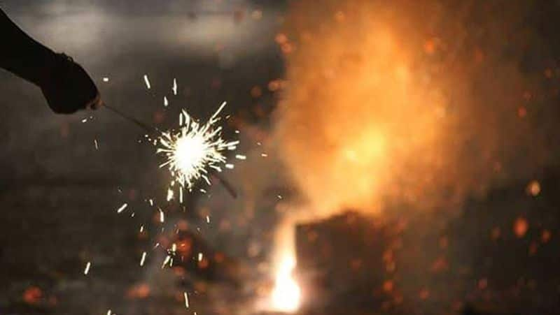 People celebrated total 6 crore worth firecrackers in Bengal
