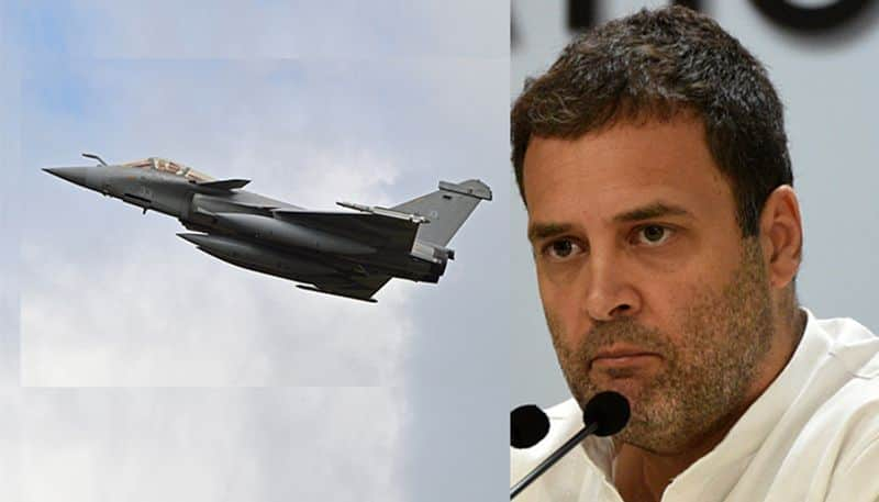 Congress brazenly defies Rafale deal verdict after undermining national security interest