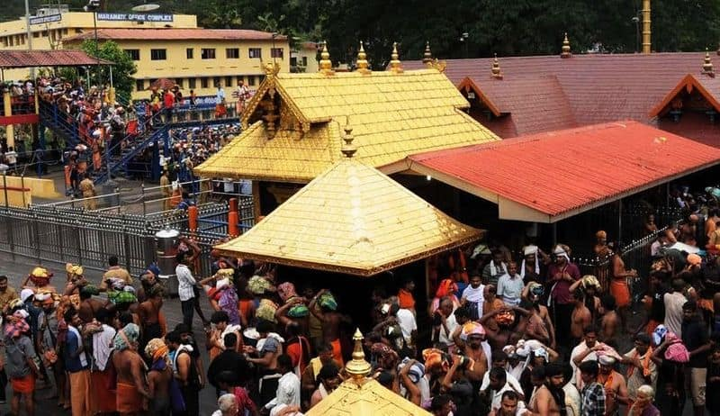 sabarimalai protection 15 lady police appointment