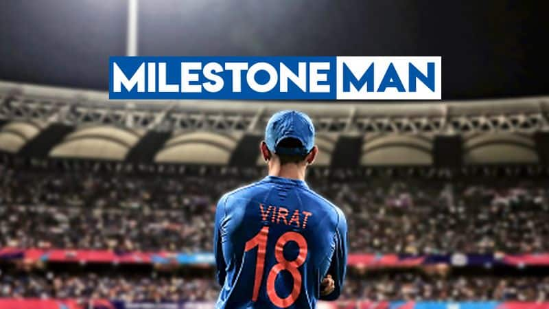 As Virat Kohli turns 30, here's a look at 30 records that have fallen to his onslaught