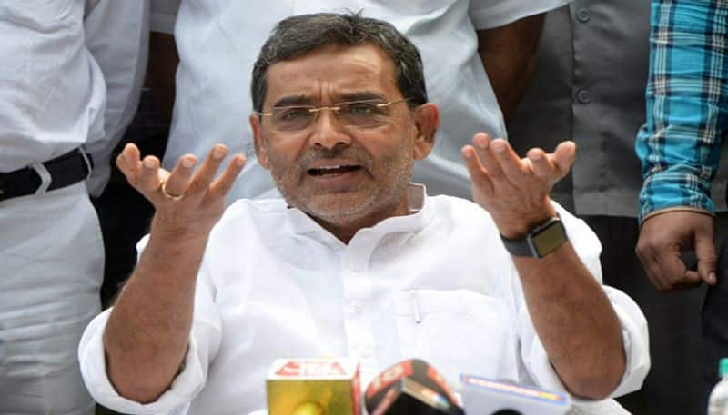RLSP is revolting against NDA in Bihar