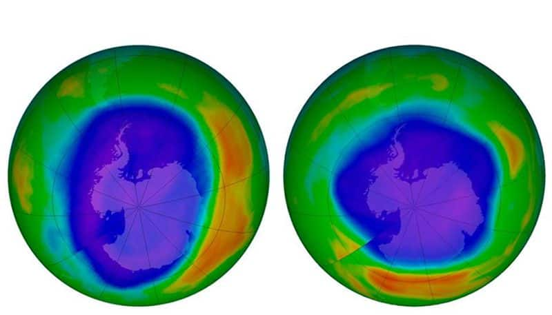 Good News: Earth's ozone layer is finally healing, says UN