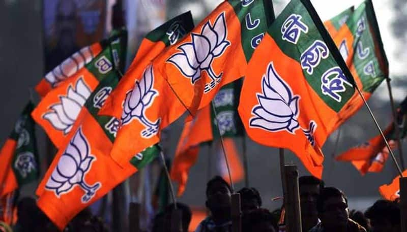shock to bjp.. senior leader leaves the party