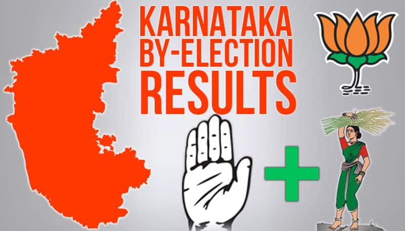 Karnataka by-election results: JD(S)-Congress alliance wins four seats, BJP retains one
