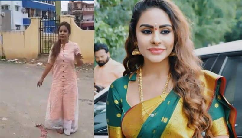 sri reddy twit for her mother