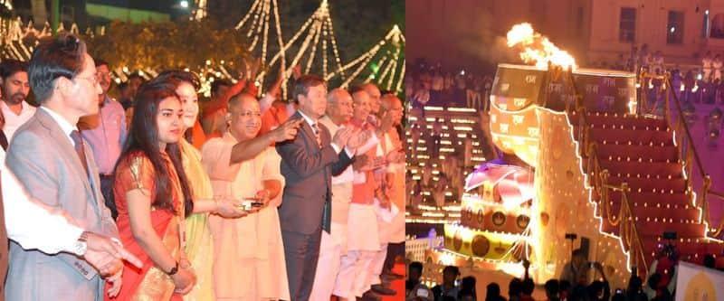 yogi adityanath Faizabad Ayodhya, hospital Dashrath renaming spree
