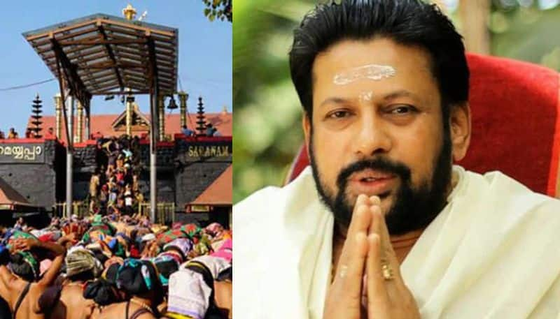 Sabarimala SCST Commission issues notice thantri for performing purification rites