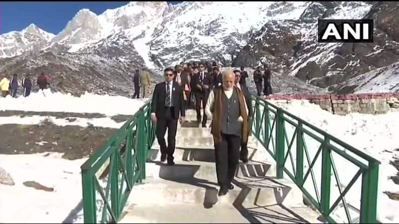 Prime minister narendra Modi Diwali Indian Army jawans Harsil Uttarakhand
