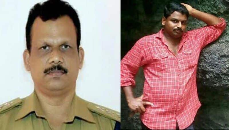 Kerala Police special branch Criminal negligence in treating Sanal hit by cop Harikumar, run over by car