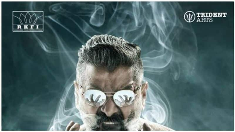 kamal's indian2 announced on his 64th b'day