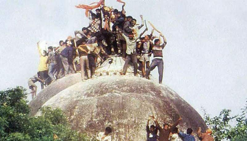 Babri Masjid demolition 26 anniversary VHP Shaurya Diwas Ram temple