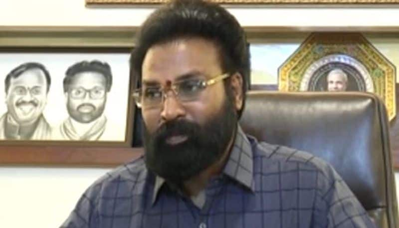 BJP Leader Sriramulu Slams CM HD kumaraswamy In Bellary