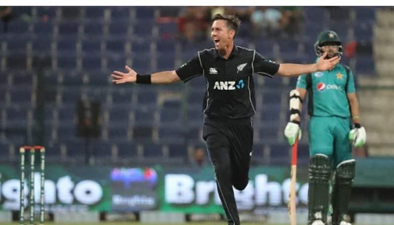 Pakistan vs New Zealand: Trent Boult's hat-trick hands Kiwis 47-run victory