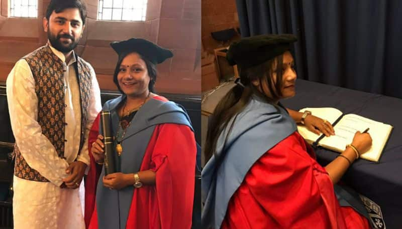 Arunima Sinha, world's first woman amputee to scale Mount Everest, gets honorary doctorate in UK