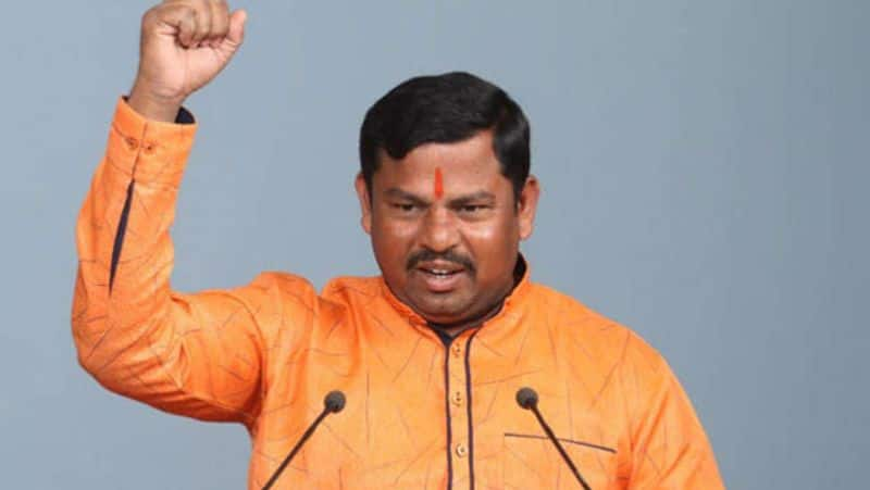 Raja Singh says Hyderabad will be renamed if BJP is voted to power in Telangana