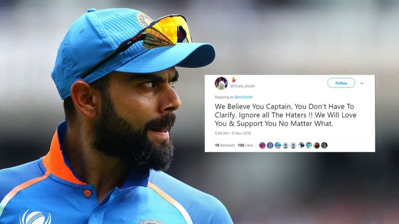 'Leave India' controversy: Now, Virat Kohli gets Twitterati's support after 'freedom of choice' tweet