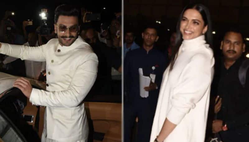 Deepika Padukone-Ranveer Singh wedding: Mumbai airport as couple flies to Italy