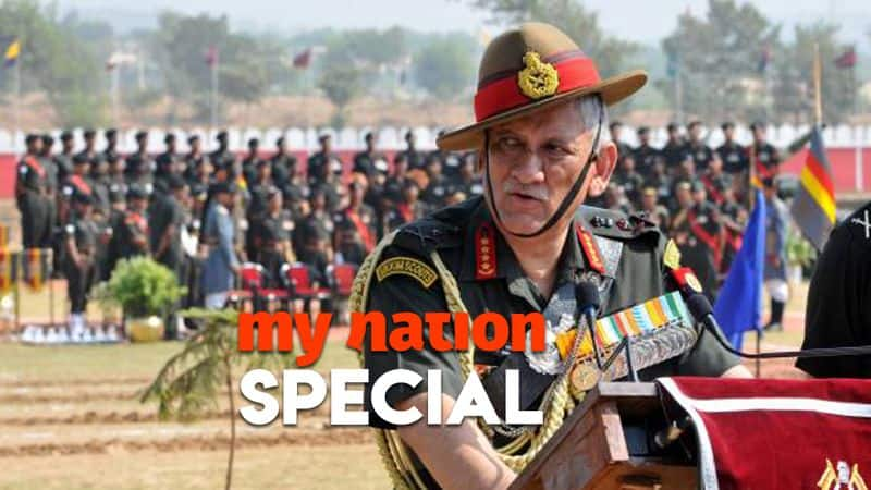 Army chief civilian-military tension Arunachal scuffle soldiers committed mistake