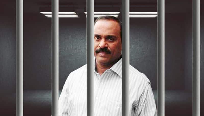 Janardhan  Reddy Ali Khan judicial custody bail plea rejected Karnataka