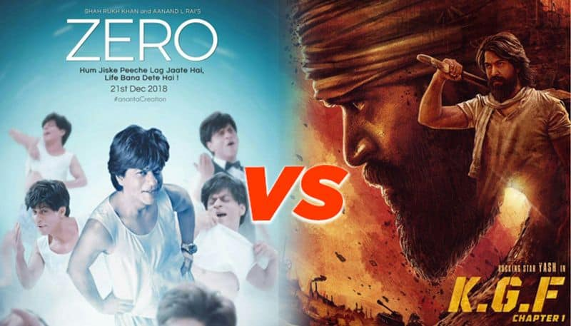 Release dates Zero KGF Shah Rukh Khan fans upset Yash