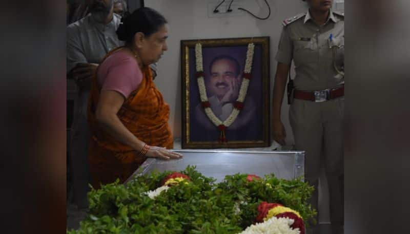 Ananth Kumar 3rd union minister of modi government who dies untimely