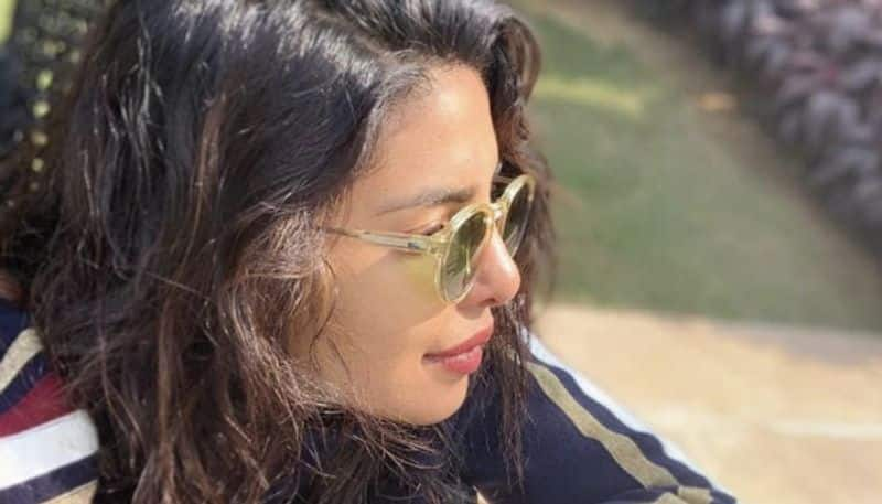 Priyanka Chopra is shooting for her next Hindi film