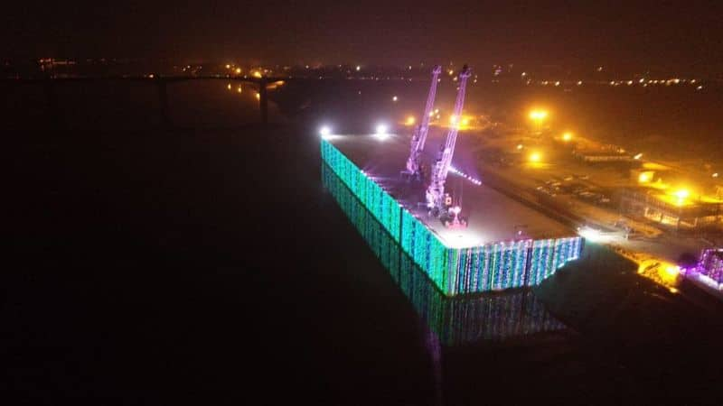 How Varanasi water terminal can change how India sends its cargoes