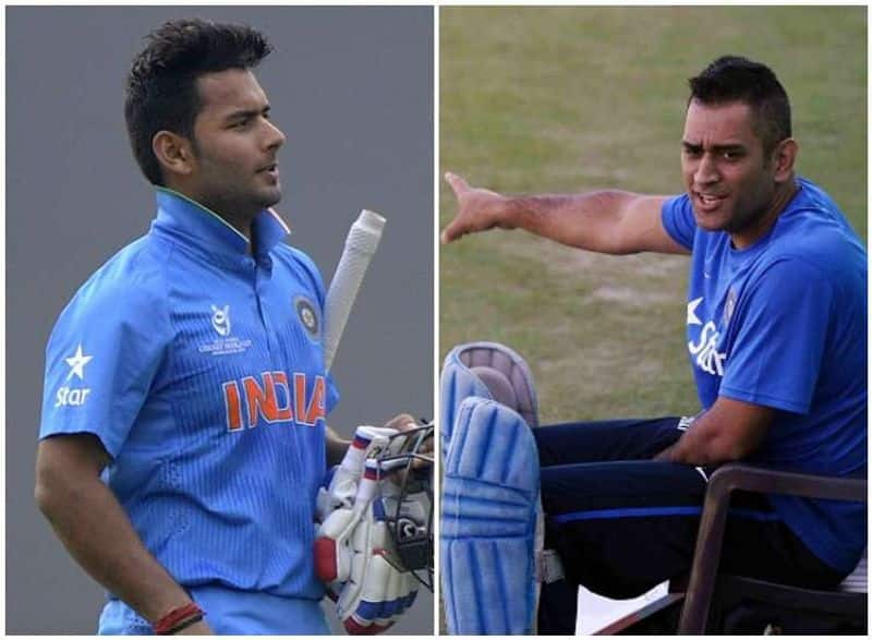 Watch: MS Dhoni fans welcome Rishabh Pant to Chepauk and youngster has epic response