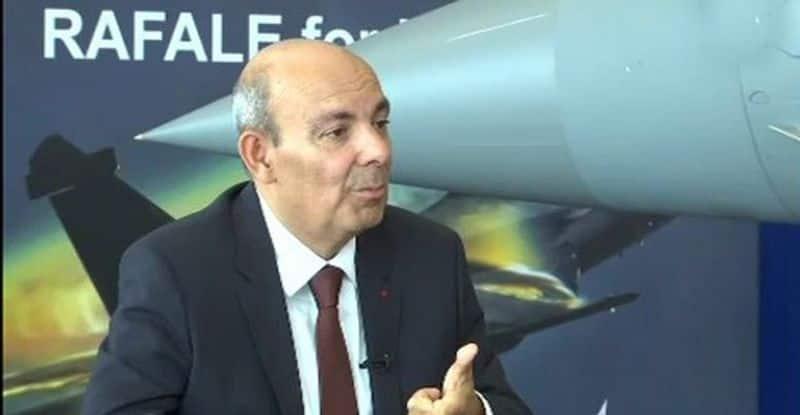 """I don't lie,"" Dassault CEO Eric Trappier responds to Rahul Gandhi"