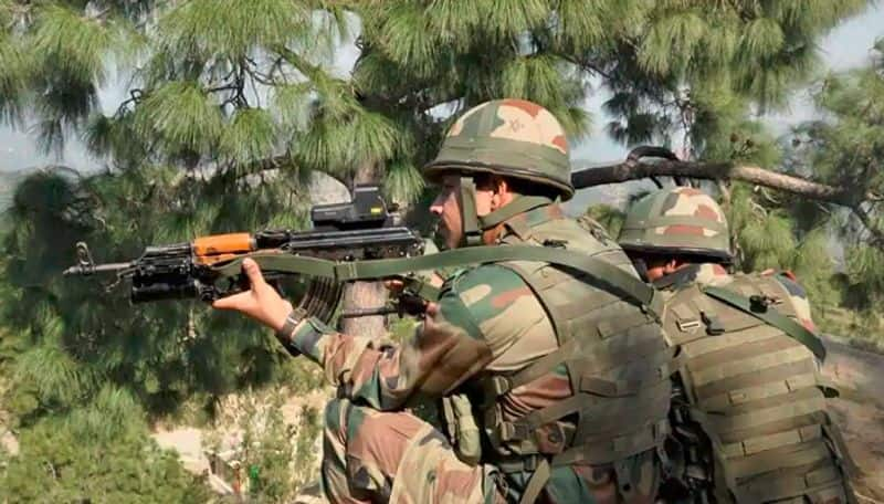 Two terror modules of Jaish-e-Mohammed busted in Tral, 10 Terrorist arrested