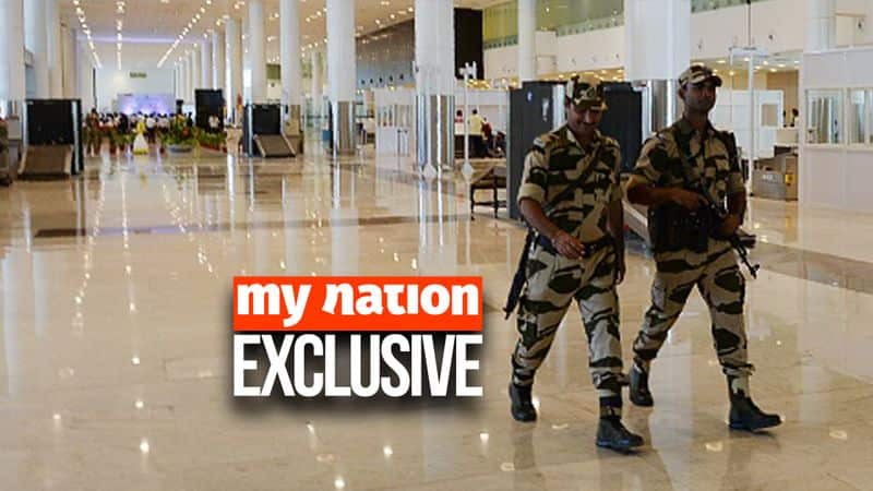 Central Industrial Security Force Srinagar Leh Jammu airport Home ministry CRPF