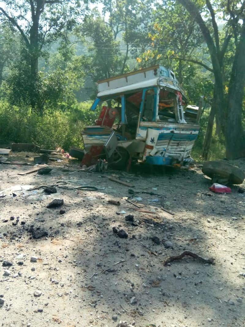 6 BSF injured, two critical in IED blast in red zone Bijapur