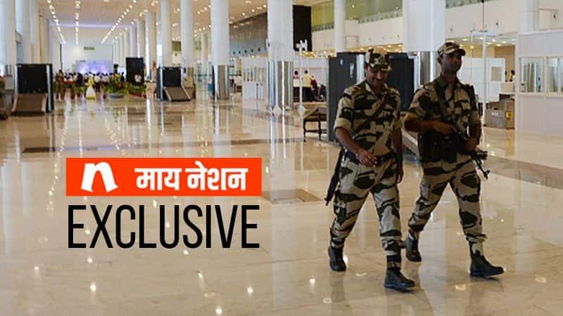 CISF to take over Srinagar, Leh, Jammu airport security