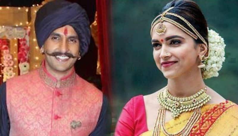 Deepika Padukone-Ranveer Singh are husband and wife