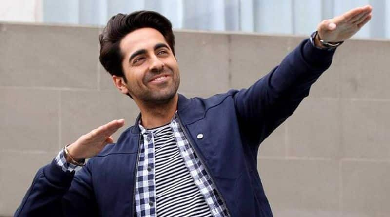 Just work silence nobody will say that flop actor Ayushmann Khurrana