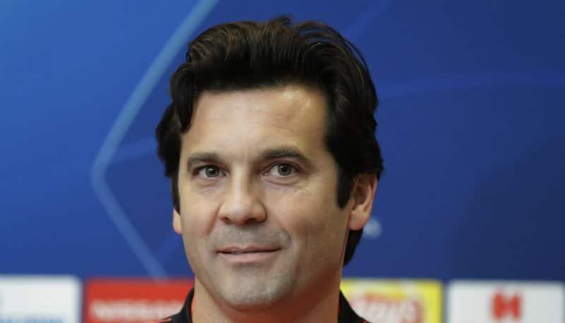 Real Madrid new coach Santiago Solari contract 2021