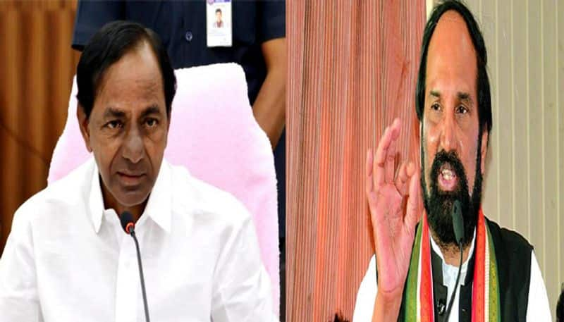 tpcc chief uttam kumar reddy slams telangana govt over lawyer vaman rao couple murder case ksp