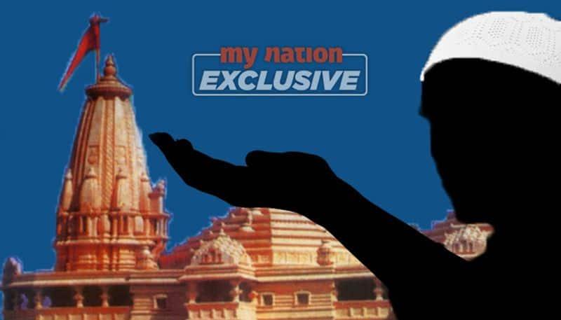 Muslim organisations Ram mandir Ayodhya petitions minority commission